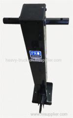 12000lbs poids lourd tube carré baisse jambe levée levée de remorque