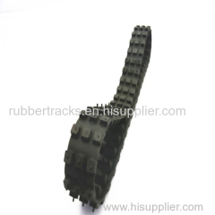 The Rubber Track of Agricultural Machinery and Small Robot