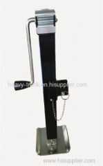 7000lbs Side wind with tubular bracket Heavy Duty Jack