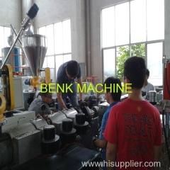 WPC PVC linha de produção de placa de espuma