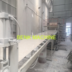 1200mm pvc imitated marble stone sheet making machine