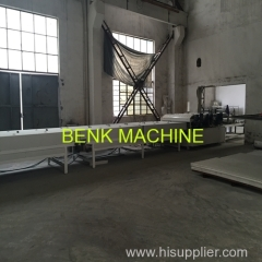 PVC Marble sheet production machine