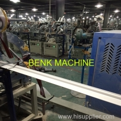 PVC Imitation marble strip extrusion line