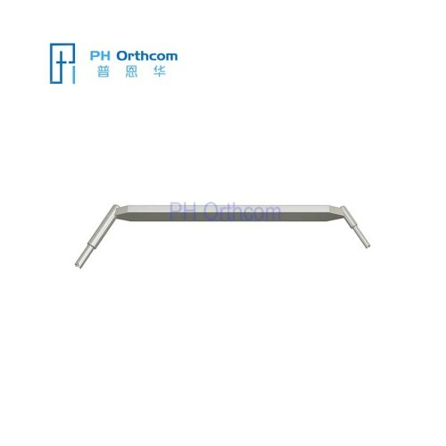2.5mm/1.2mm Drill Guide Sleeve 3.0mm 4.0mm 4.5mm Cannulated Screws Instruments Orthopedic Instruments