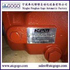 Kawasaki Hydraulic Piston Pump K3VL Series K3VL28 K3VL80 K3VL112 K3VL140 K3VL200