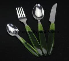 Plastic Spoon / Knife / Fork set