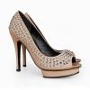 women customized design fashion high heel dress sandal