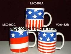 Porcelain Mug for USA