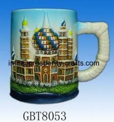 Ceramic Mug (Souvenirs) .