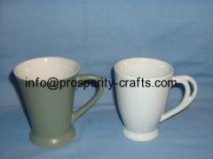 Porcelain Decal / Glazed Mug
