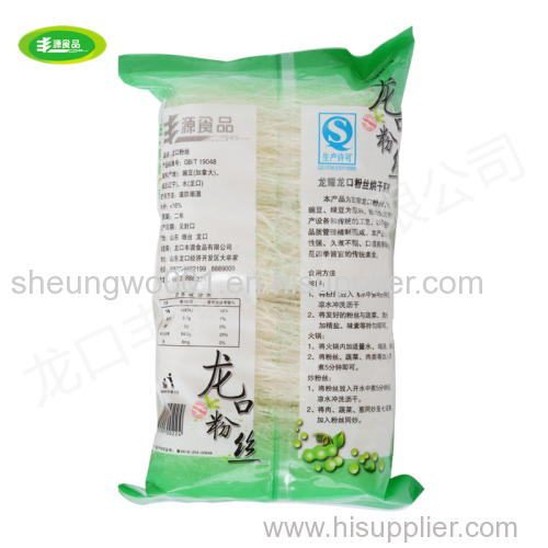 high quality long kow pea instant vermicelli