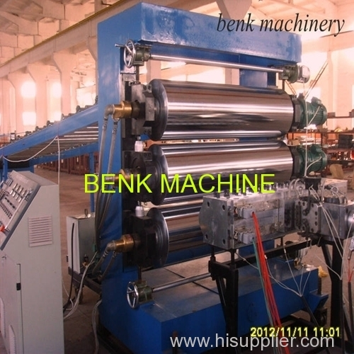 1500mm PP sheet extrusion machinery
