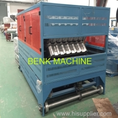 PVC Roof Tile Production Machine