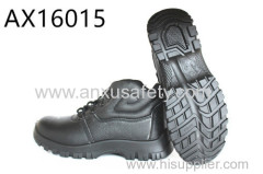 AX16015 PU Injection outsoles safety footwear