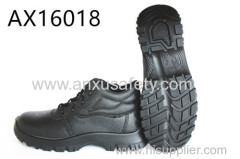 European standard safety footwear steel toe safety boots