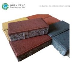 Refractory Walkway Permeable Pavement Used Cheap Landscaping Bricks For Sale