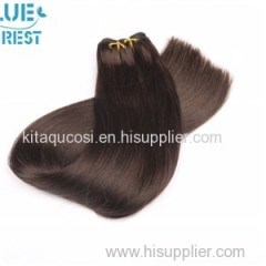 Wholesale 100% Remy Human Hair Weft Double Drawn