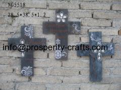 Concrete Religious Cross .