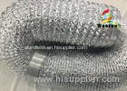 Flexible Aluminum Foil Ducting High Temperature For Air Conditioning System