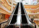Safety 24m Department Store Escalators Stainless Steel Decoration