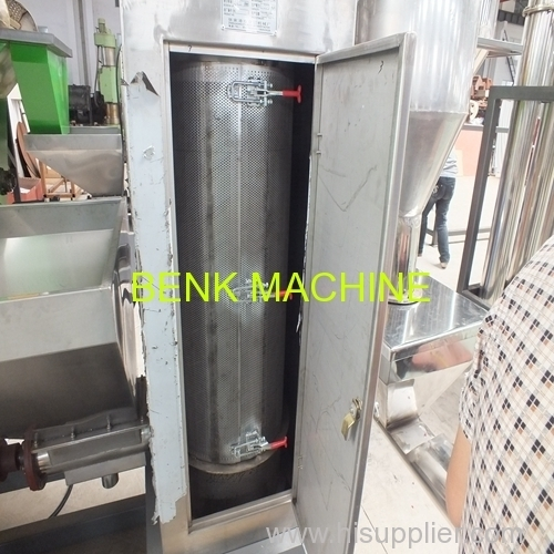 waste PE/PP film washing recycling machine