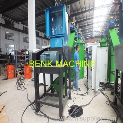 500KG PET Bottle Washing Recycling Machine