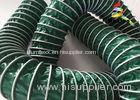 Light Weight Fire Retardant Flexible Duct Hose Custom PVC Bendable