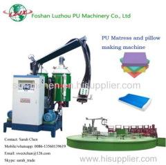 office chair seat and cushion sponge machine pu molding production machinery