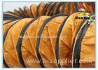 Industrial High Temperature Exhaust Hose Flexible PVC Environmental Friendly