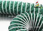 Hydroponics Ventilation High Temperature Flexible Duct Waterproof Compressing