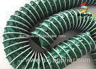 Portable Spiral PVC High Temperature Flexible Hose Lightweight Customized