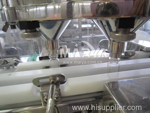 Automatic Pharmaceutical powder filling machine 2000bottle per hour