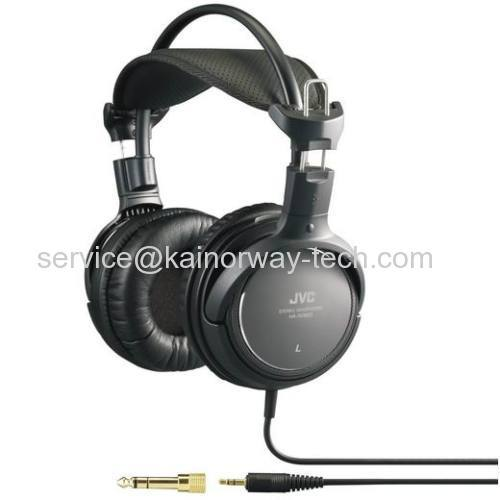 JVC HA-RX900 High Quality Premium Stereo Over-Ear Headphones Black