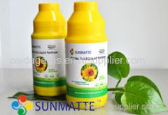 High Quality Bio-chem Fulvic Liquid 50% Organic Fertilizer