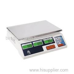 RS232 USB Interface Digital ACS 30 Tabletop Calibration Price Computing Kitchen Food Scale
