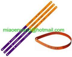 flexible bimetal hss hacksaw blade