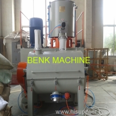hot-cool pvc mixing system