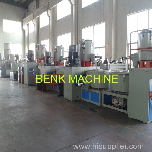 SHR800 high speed plastic Mixing Machine