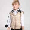 Children's Vests Waistcoat Baby Girl Cotton-Padded Jacket Vest