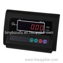 LED LCD Display Digital Scale Platform Floor Scale Price Weighing Counting Solar Rechargeable Indicator
