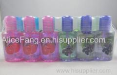Nail polish remover water