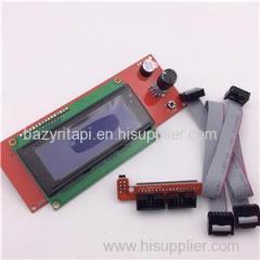RepRapDiscount Smart Controller 2004LCD Blue Light