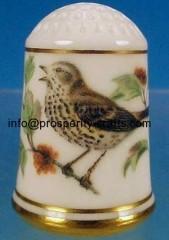 Porcelain Thimble . .