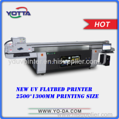 Yotta uv leather bag printer in large format