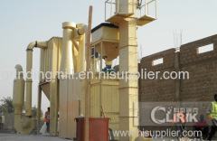 30~425mesh High Pressure Grinding Mill on selling