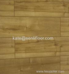 V groove 12mm laminate flooring
