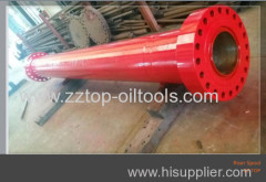 "Wellhead riser spool 13 5/8"" * 5500mm length * 10000psi"