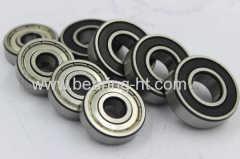 6300 2RS series deep groove ball bearings