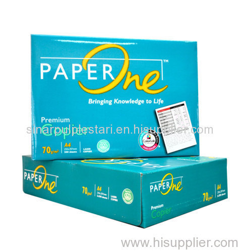 PAPERONE COPIER PAPERS A4 A4 PAPER manufacturer from Indonesia PT