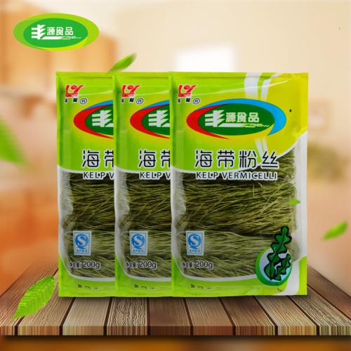 Longkou Brand Delicious fresh kelp vermicelli